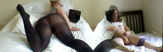 Sexy Immense Butt Girl
