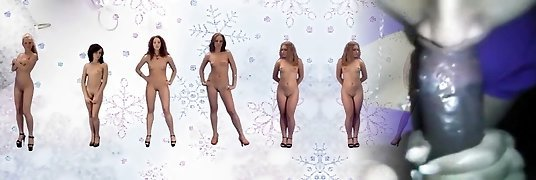 Blessed New Yr by 5 russian Ladies (xednorton)