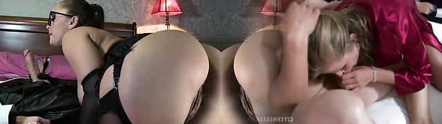 Liza del Sierra enjoys to get fucked in her massive ass