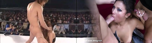 Japanese Wrestling Fuck-a-thon Mix