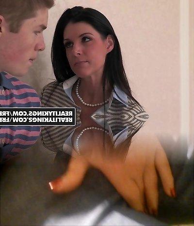 RealityKings - Moms Bang Teenagers - Sex Ed