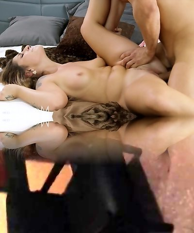 MOM Pulverize loving minx wraps her tight beaver round a hard cock