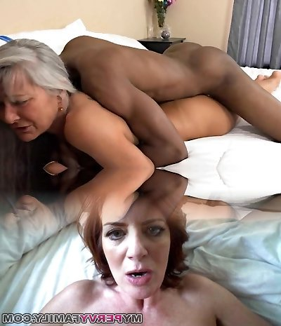 Mature Impressive Assets Fucked In Hotel From Her Black Lover