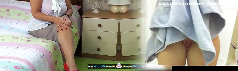 EuropeMaturE Sexy and Huge-chested Grannies Compilation
