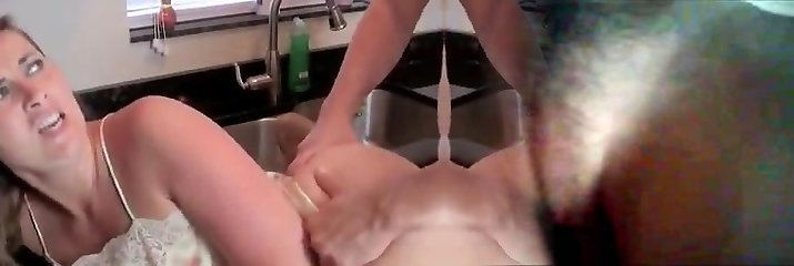 Hot mom gets nailed by stepson