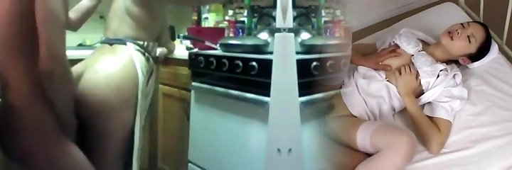 Mysterr - Teasing Mother In The Kitchen