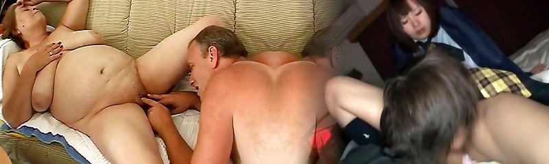 Chubby mature amateur wife deepthroats and fucks