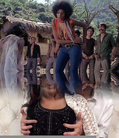 The Good-sized Bird Box (1972) Pam Grier