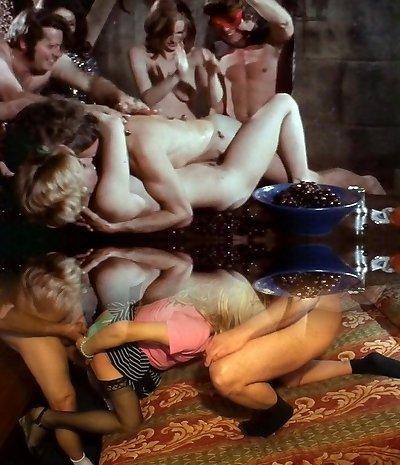 Despotism At Orgy Castle