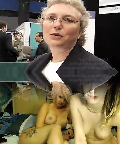 Horny Casting, Compilation sex scene