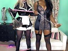 Miss Foxx's Worthless Maid