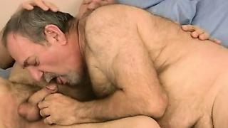 Free Hairy Old Man Porn Pics