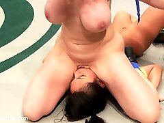 Darling is an experienced Ultimate Surrender wrestler who trains multiple disciplines when shes...