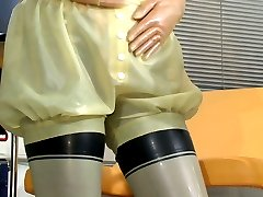Rubber anal fantasy