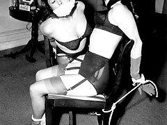 Vintage bondage chicks pics