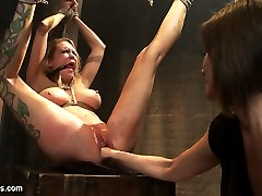 Rain Degrey works for Maitresse Madeline as a PA for Kink Live. She always seems to be getting...