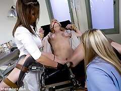 Riley Shy is one of the toughest up and coming BDSM models around. In this roleplay update,...