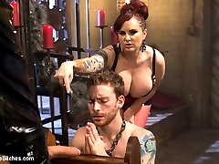 Sebastian Keys was not blessed in the dick department. He prays at the alter of Divine Bitch, Mz...