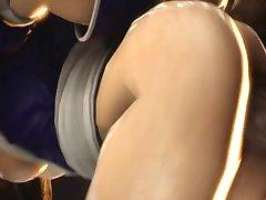 Kasumi 3D super fucking (DOA)