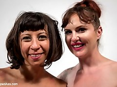 Vivi Marie wants to model for Kink.com. She gets more than she bargained for when Mz. Berlin...