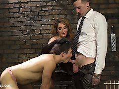 Savannah Fox may seem sweet, but shes a minx on a mission. Determined to make a sex video with...