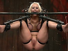 For the first time in DeviceBondage history, Claire Adams and Orlando Dominate together as a...