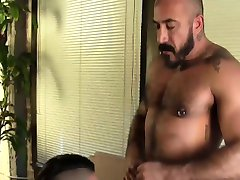 Horny Allessio Romero fucks the hell out of Danny Devine