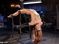 Dahlia has gotten herself into quite the predicament this time. She is in a variation of the...