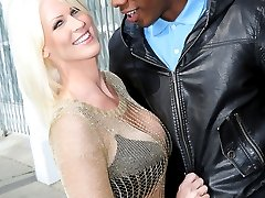 Interracial Cock Lover, Kaylee Brookshire GangFucked By Black Cocks at Blacks On Blondes!