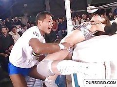 Wrestling clips
