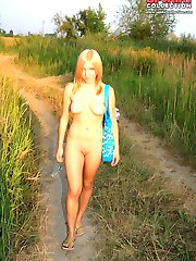 Hot nudism from delicious girls