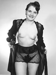 Panties 1950s style