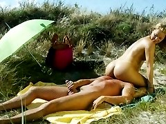 Nude Beach and wild sex at the beach