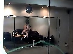 A nasty fucking couple filmed by spy cam