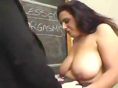 bbw lesbian teacher and pupil