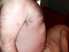 Hairy daddy fuck