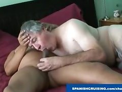 Horny Daddy & Cross Dresser