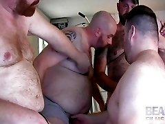 Bear orgy