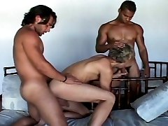 Redneck studs share fresh gay ass