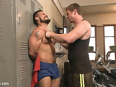 Aarin Askers creating an annoying scene at the gym, and hes months behind on his dues. When...