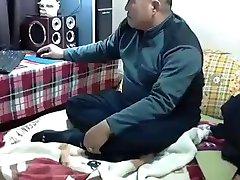 Spy WEB CAMERA STRAIGHT Oriental Dad
