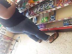 Gorgeous ebony woman pt.3 Checkout