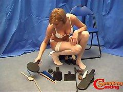 Spanking Casting