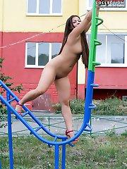 Marvelous nudists bodies exposed
