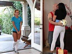 Couples Seeking Teens Alia Janine and Jessie Rogers