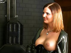 whipping slave