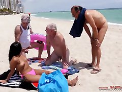 Old bi swingers and old and young lesbian