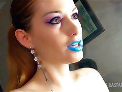 Lipstick Smoking Fetish
