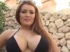 You love my boobs don't you