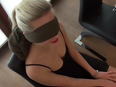 Blinddate Mistake! Double Cumshot Blonde German Schnuggie91
